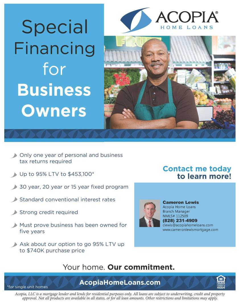 10 Acopia Business Owner
